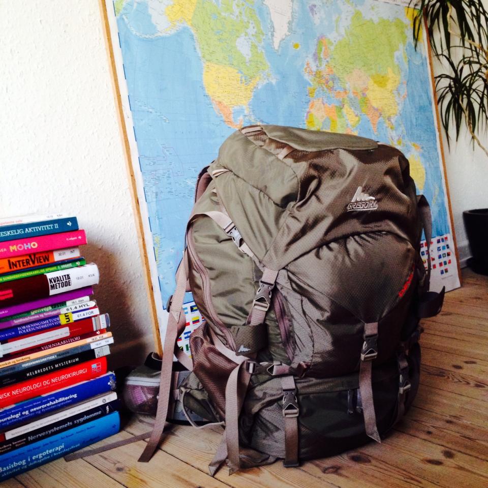 12 tips til en lettere rygsæk