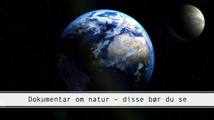 dokumentar om natur