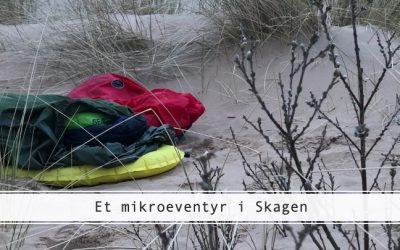 Mikroeventyr i Skagen