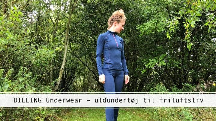 DILLING Underwear – uldundertøj til friluftsbrug