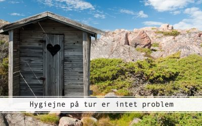 Hygiejne på tur – no problem!