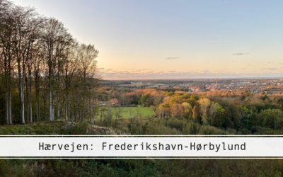 Hærvejen: Guide til etapen Frederikshavn-Hørbylund