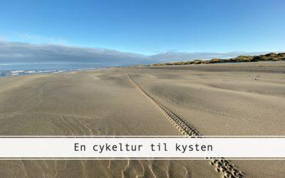 Cykeltur til kysten – et vintermikroeventyr