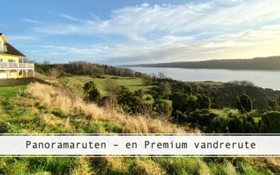 Guide til Panoramaruten i Mariagerfjord