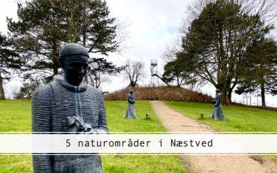 5 naturområder i Næstved