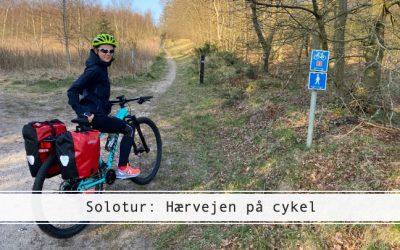 Solotur: Hærvejen på cykel