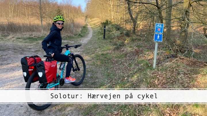 Hærvejen på cykel