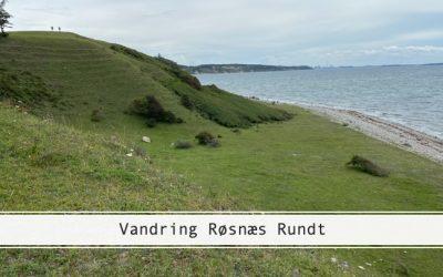 På vandring Røsnæs Rundt